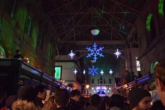 St. Nicks night market, Bristol