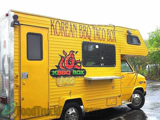 Food truck business ideas 2020 - Korean food truck