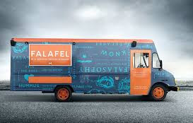 food truck graphic design ideas