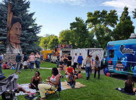 How To Organize Your Own Food Truck Event