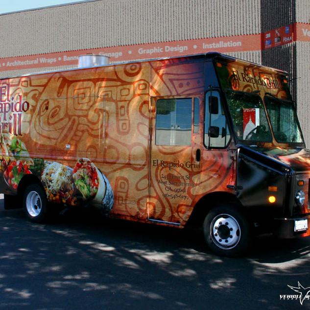 food truck wrap design ideas