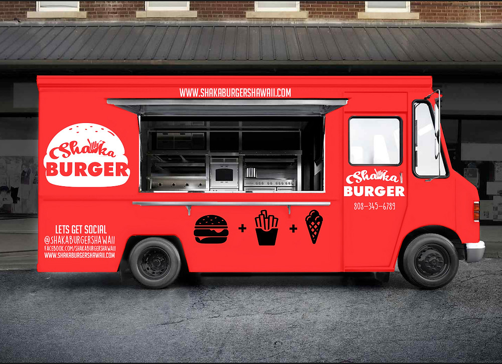 301 food truck name ideas - burger food truck names