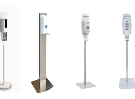 5 Best Touchless Free-Standing Hand Sanitizer Dispensers (2020)