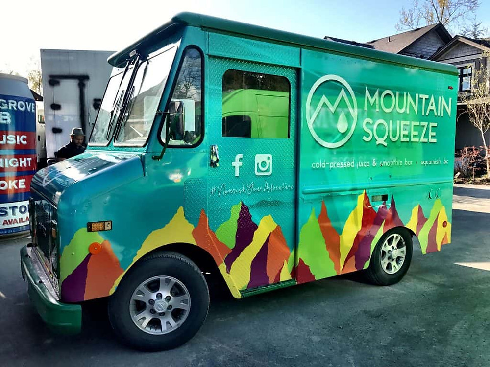Where to buy used food trucks