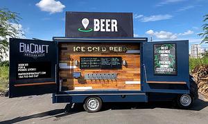 Food Truck Drink Ideas - craft beer truck