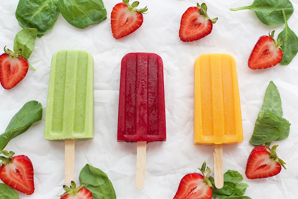 21 Tasty Food Truck Desserts - Veg Popsicle