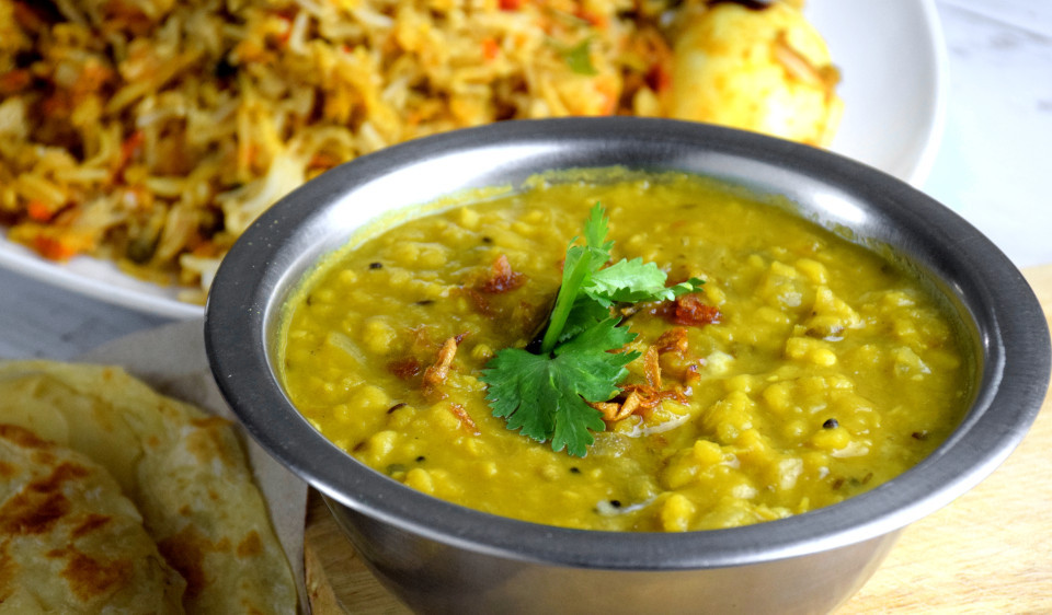 Food truck menu ideas - dhal