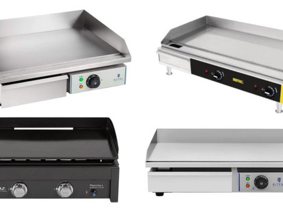 5 Best Food Truck Flat Top Grills