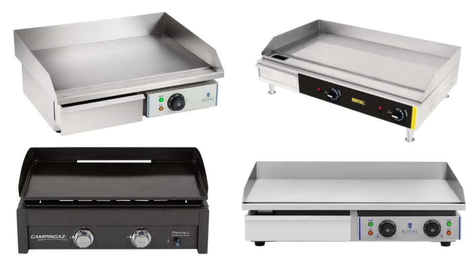 Best Food Truck Flat Top Grills