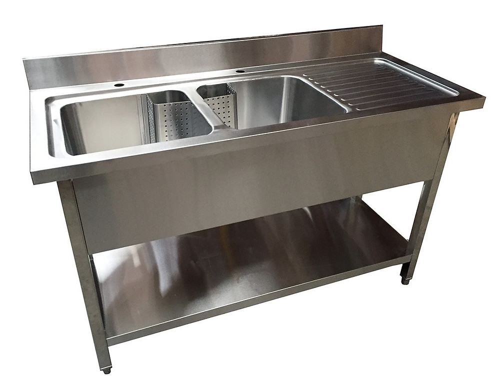 What equipment is needed for a juice bar? sinks