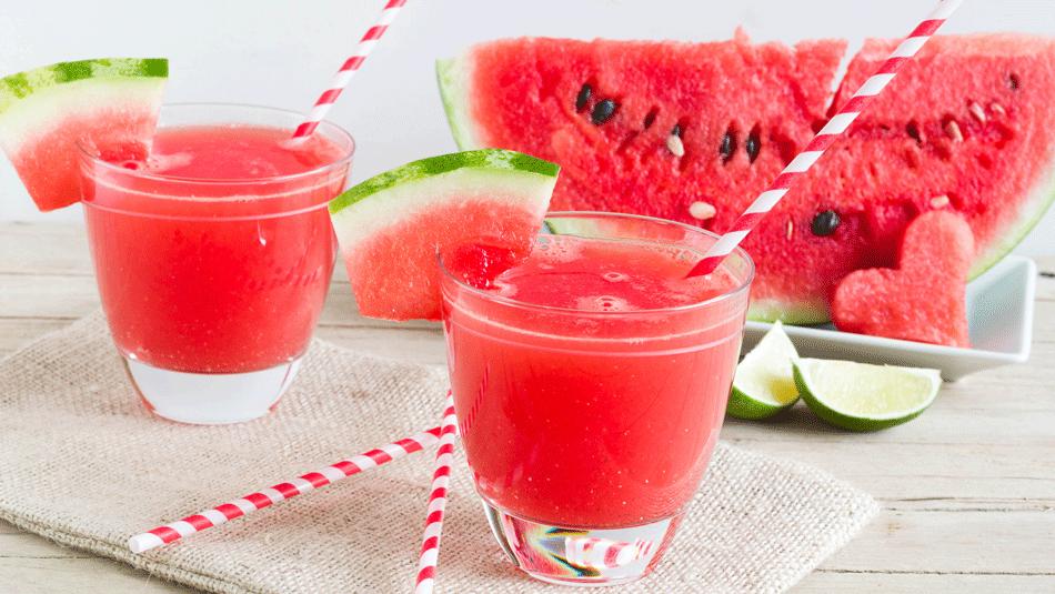 Watermelon - Apple - Lime Juice