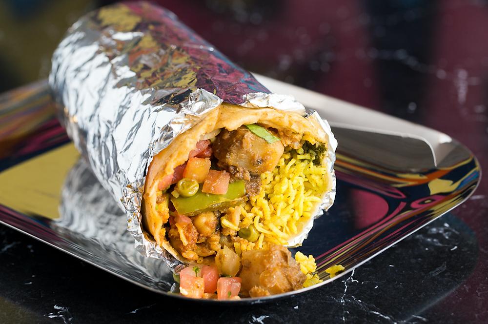 15 Inspiring Vegan Food Truck Menu Ideas - Vegan food truck burrito