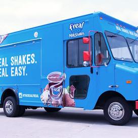 food truck custom wrap