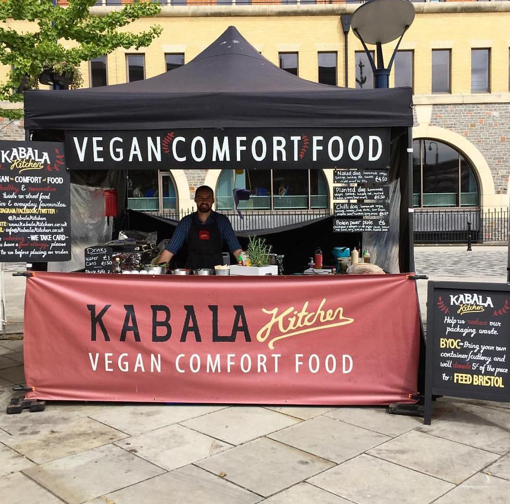 Kabala Kitchen- street food trader Bristol