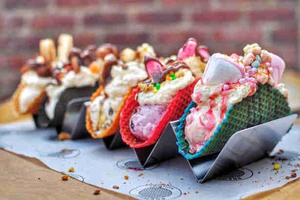 21 Tasty Food Truck Desserts