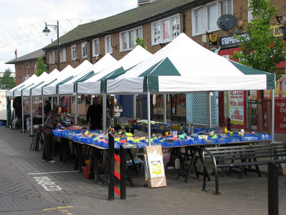 6 Best Gazebos For Market Stalls