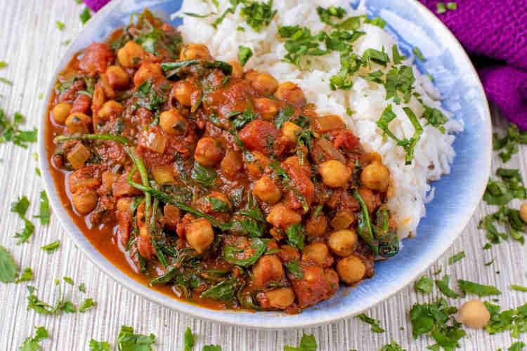Food truck menu ideas - curry