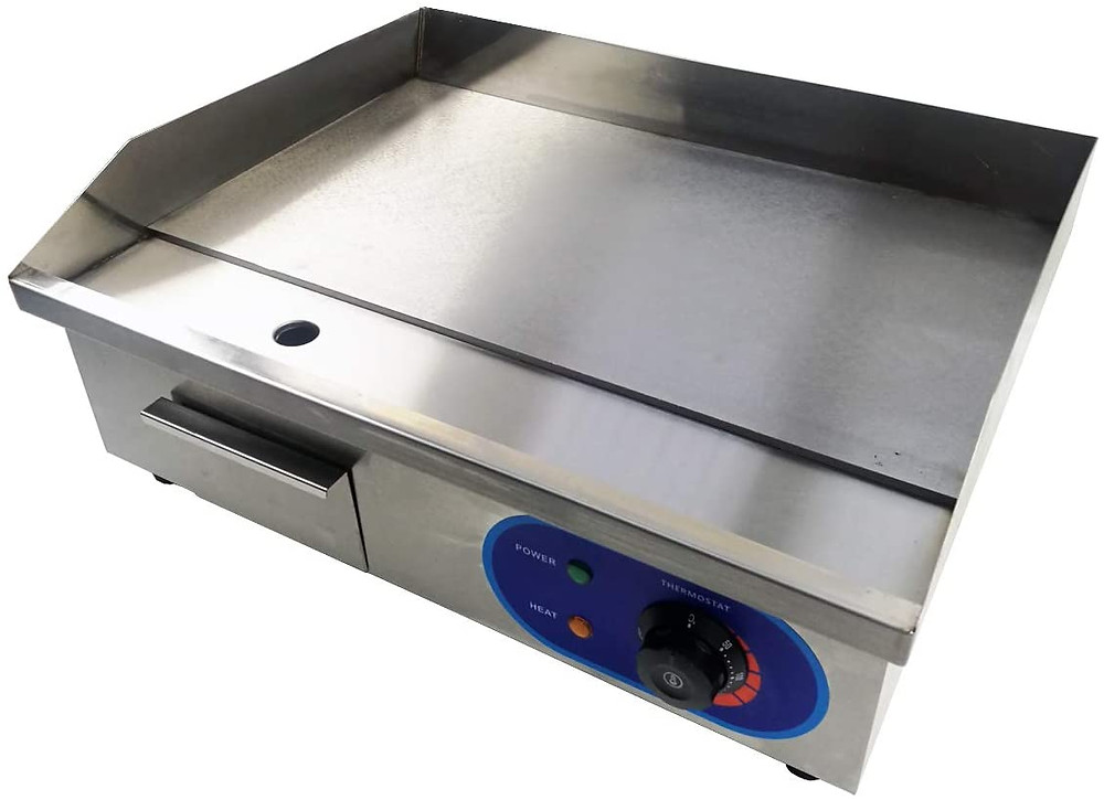 Best Food Truck Flat Top Grills - counter top grills
