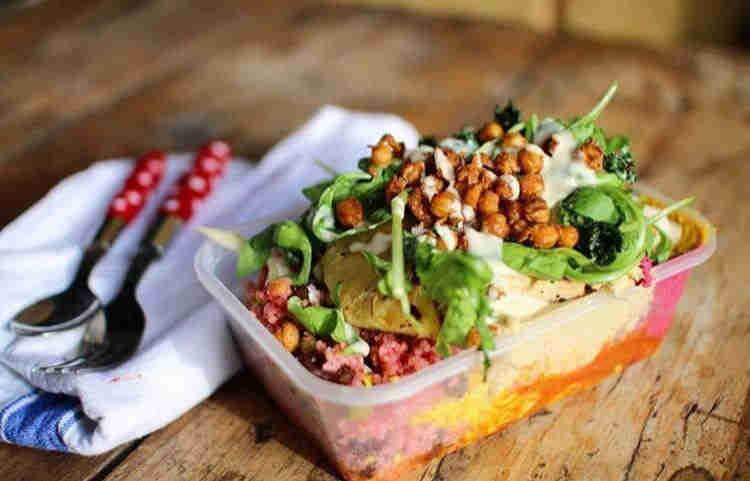 Healthy Food Truck Menu Ideas - Indian food