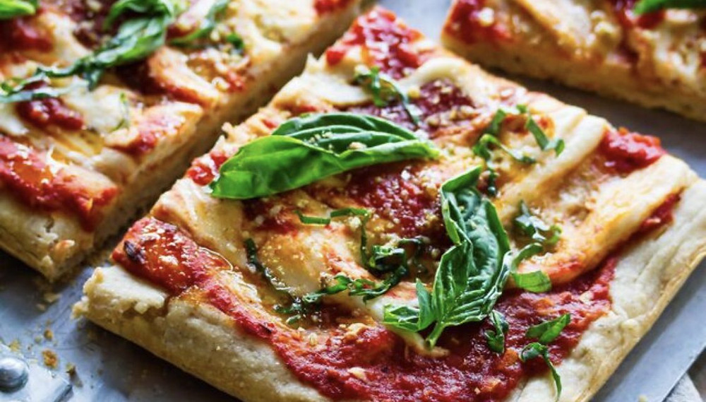 15 Inspiring Vegan Food Truck Menu Ideas - vegan pizza food truck