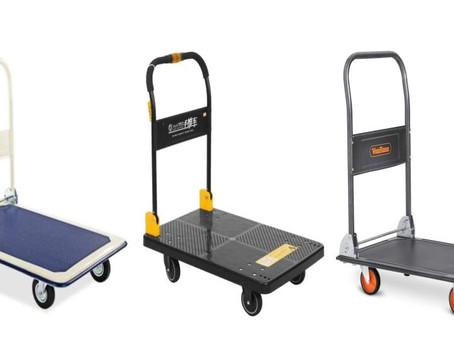 5 Best Heavy-Duty Platform Trolleys