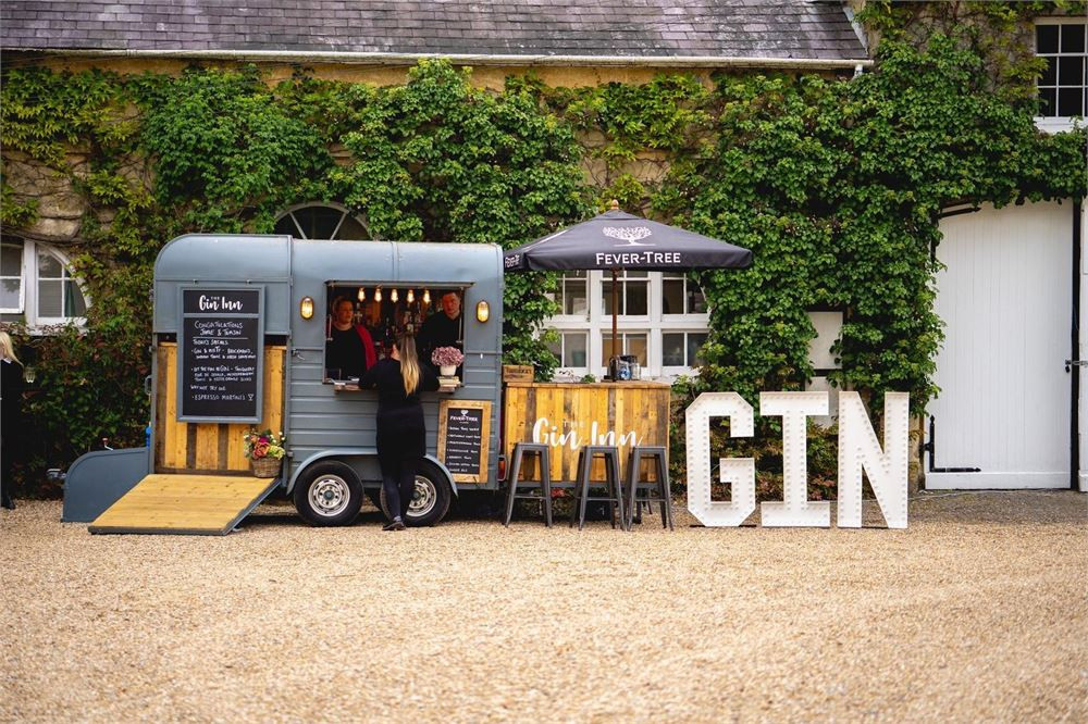 Food Truck Drinks - mobile gin bar