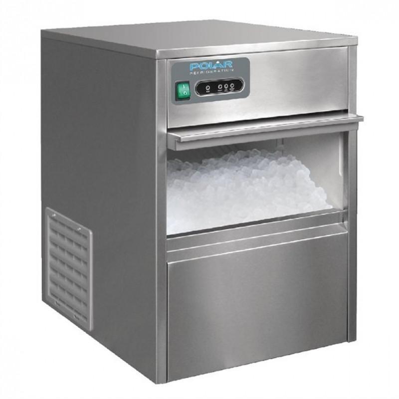 Juice bar equipment list - ice maker