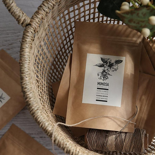 Mimosa Botanicals - Ylang Ylang & Australian Sandalwood Bath Soak