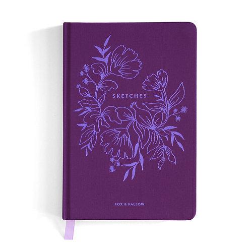 Opium Sketchbook