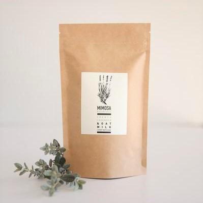 Mimosa Botanicals - French Lavender & Oat Milk Bath Soak