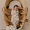 Thumbnail: Misty Forest - Organic Muslin Swaddle