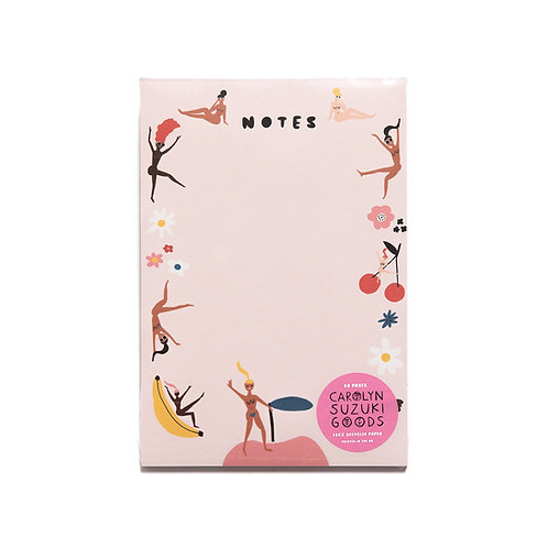 Fruity Nudes Note Pad