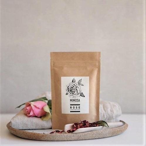 Mimosa Botanicals - Rose Bath Soak