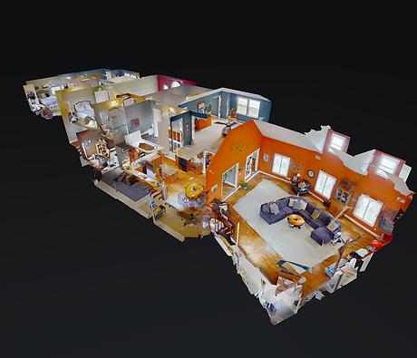 3D Matterport Tours