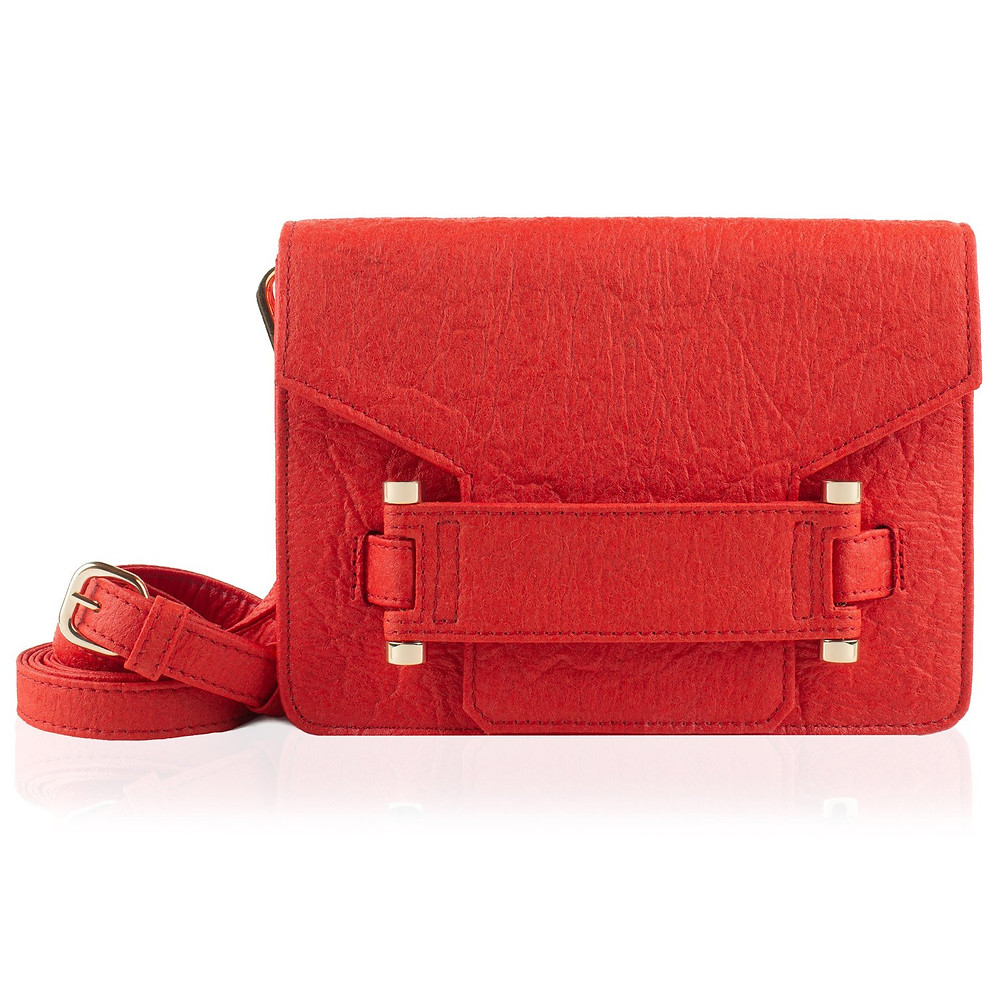 Vegan Pinatex Leather Bag