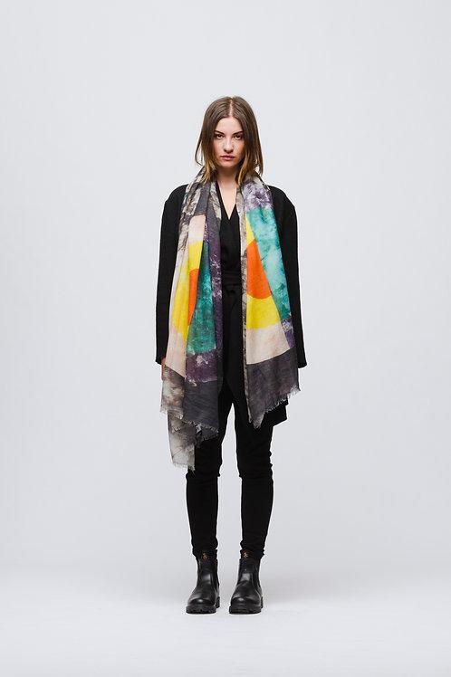 Hilma - 100 % Wool Scarf