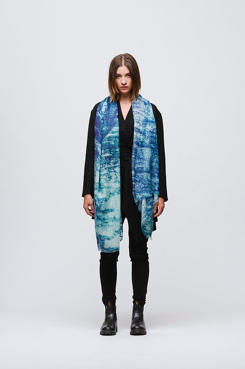 Steina - 100 % Wool Scarf