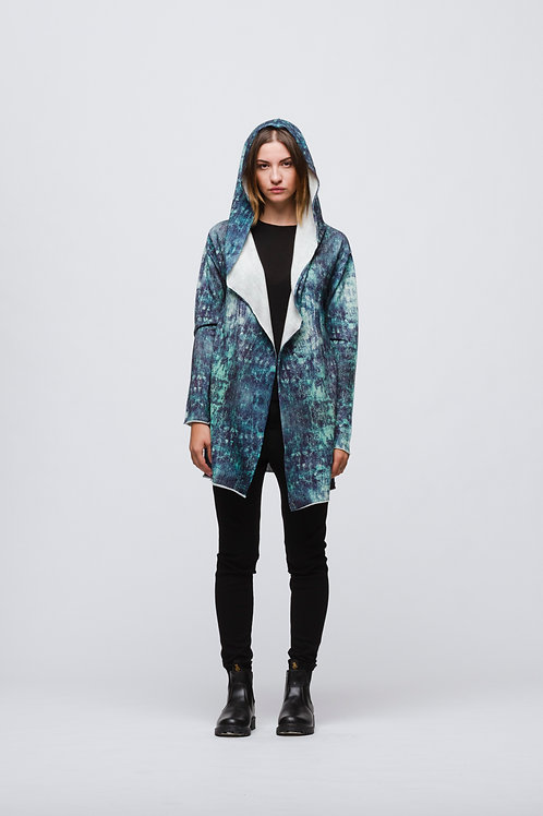 NO.7 - 100 % Merino Wool Cardigan