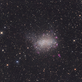 NGC6822 - Barnard's Galaxy