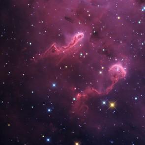 The Tadpole Nebula IC410