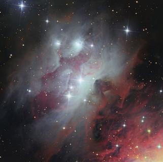 NGC1977 - The Running Man Nebula