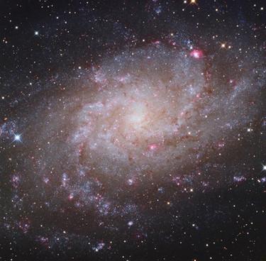 The Triangulum Galaxy - M33
