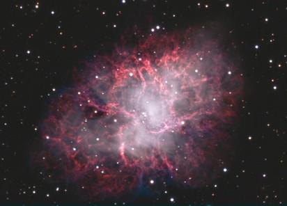 The Crab Nebula - M1