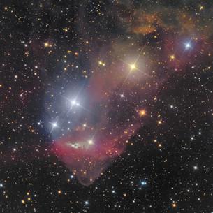 Star Funnel - SH2-126 / LBN437