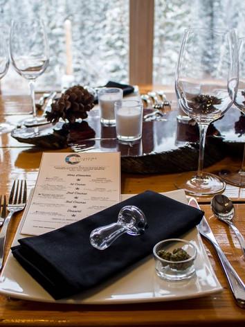 Extravagant Affairs Cannibas Paring Dinn