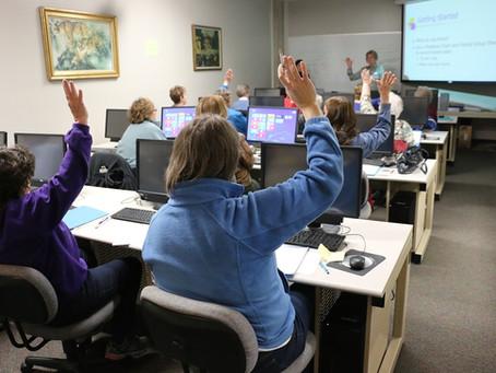 As salas de aula do Futuro