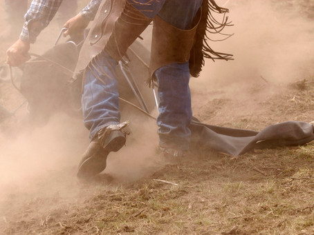Cowboy Ropes One Off From The Herd