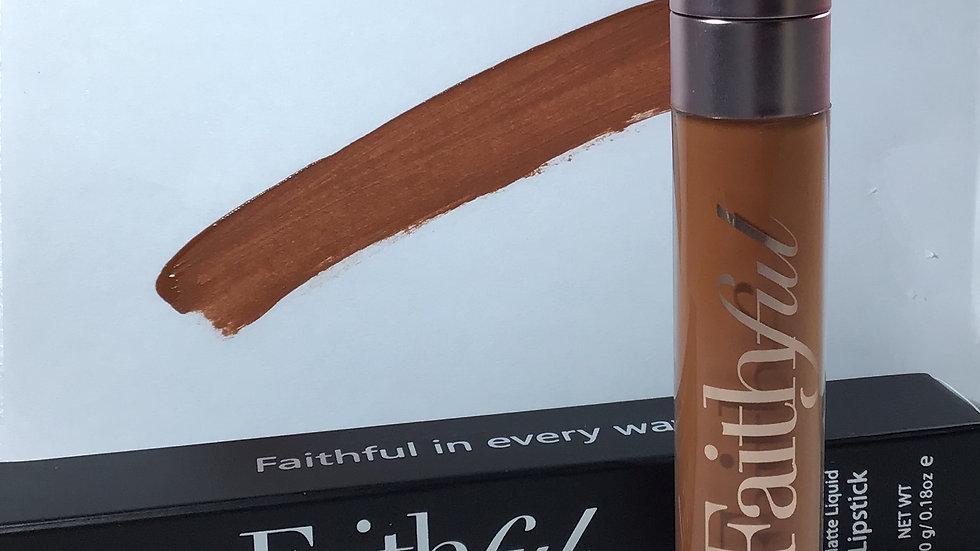 Earth - Matte Liquid Lipstick