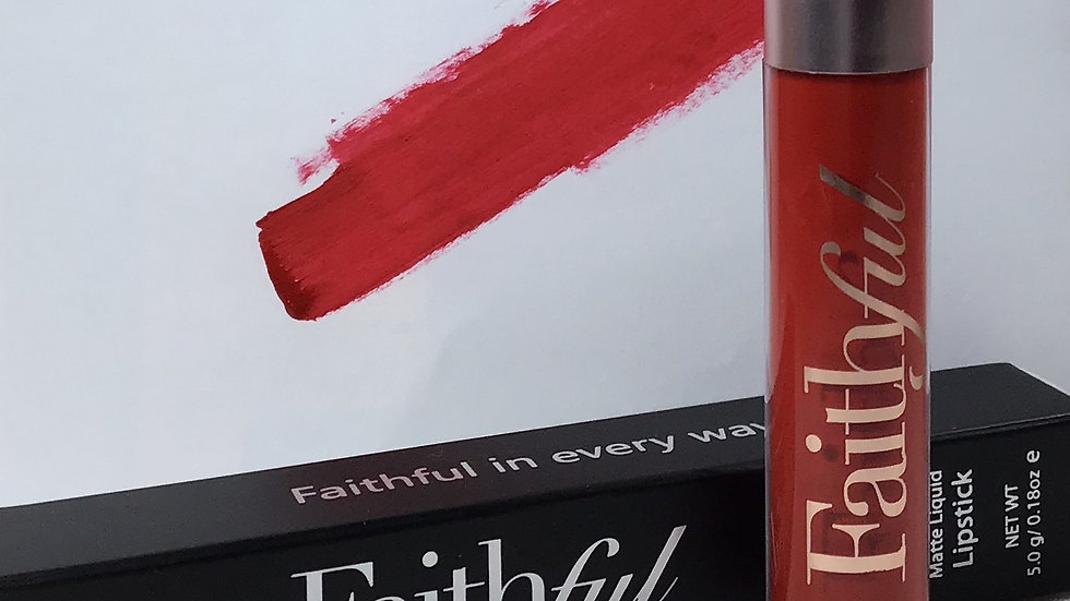 Love - Matte Liquid Lipstick