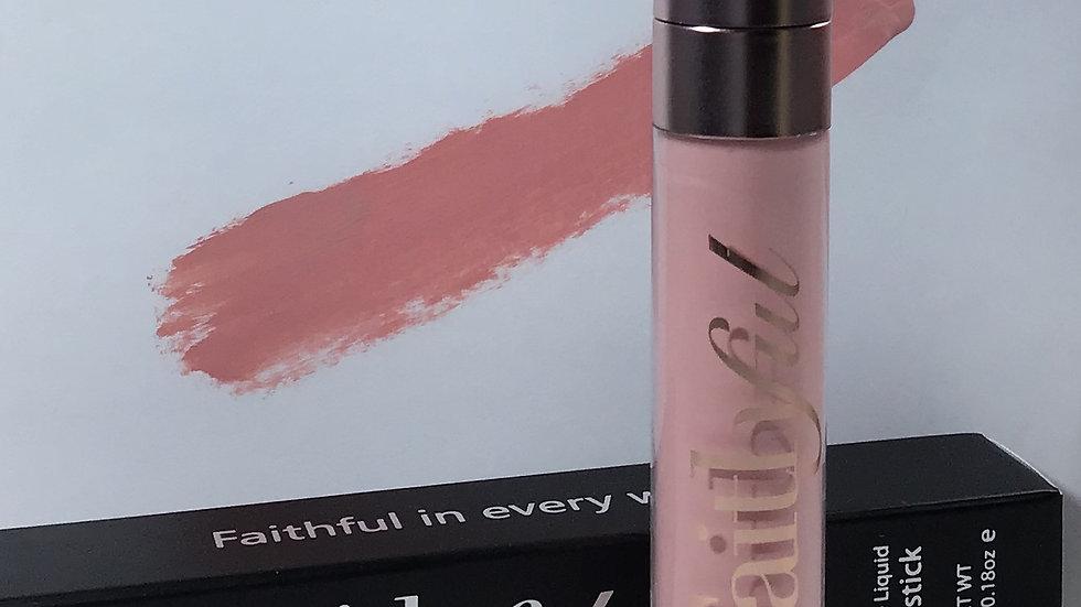 Flesh 5 - Matte Liquid Lipstick